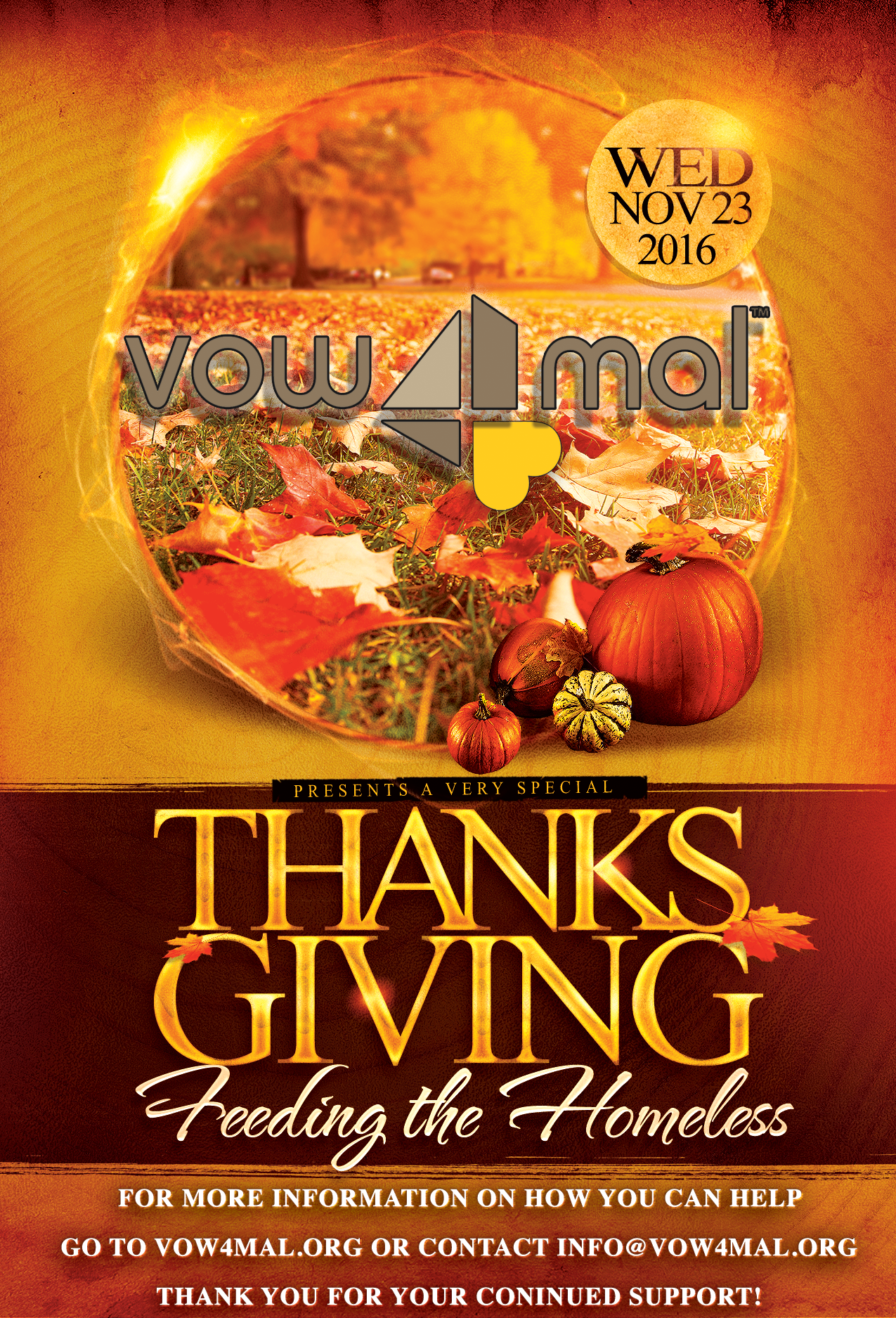 vow4mal-thanksgiving-101