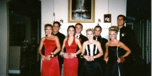 They all look so beautiful and gentlemen look so handsome before the big night out.  Mallory thoroughly enjoyed high school and not only did she attend all the proms, she also graduated with honors and was accepted by UCSB which was her first choice of universities.